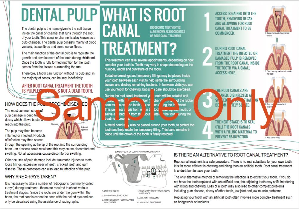 ASE Brochure (Root Canal Treatment)- Relax