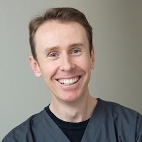 Dr Mark O'Sullivan