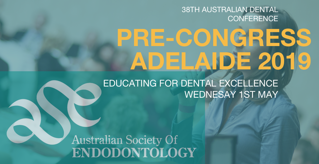 ASE Pre-Congress Meeting to the 37th Australian Dental Conference